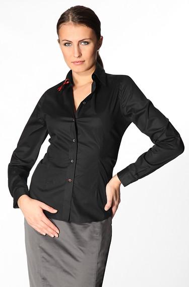 Damen Bluse Cibianca schwarz 5578/1452/99