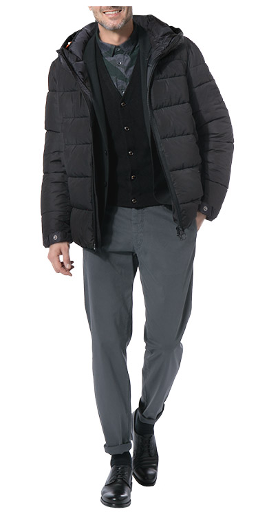 Winter-Business<br>Komplett-Outfit