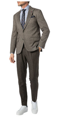 Mustermix mit Stil<br>Komplett-Outfit