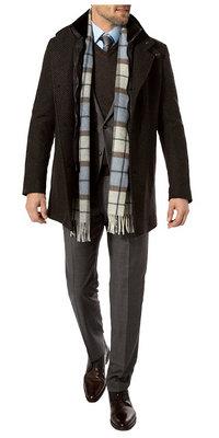 Eleganter Lagenlook<br>Komplett-Outfit