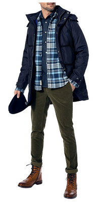 Urbanes Layering<br>Komplett-Outfit