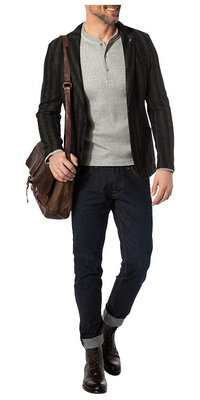 Casual Business<br>Komplett-Outfit