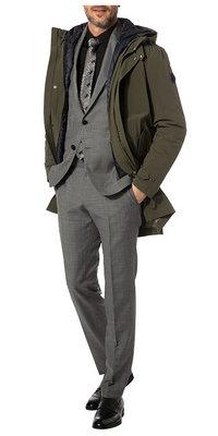 Anspruchsvoller Stil-Mix<br>Komplett-Outfit