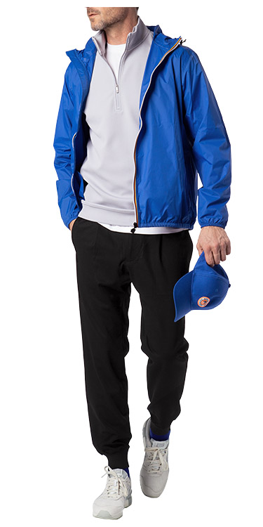 Sportiver Jogg-Style<br>Komplett-Outfit