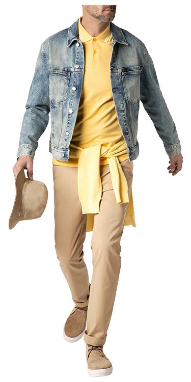 Modisches Update, Komplett Outfit  