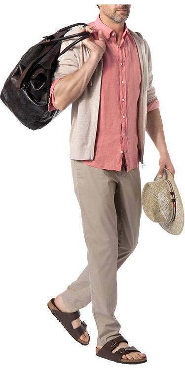 Lässig unterwegs, Komplett Outfit  