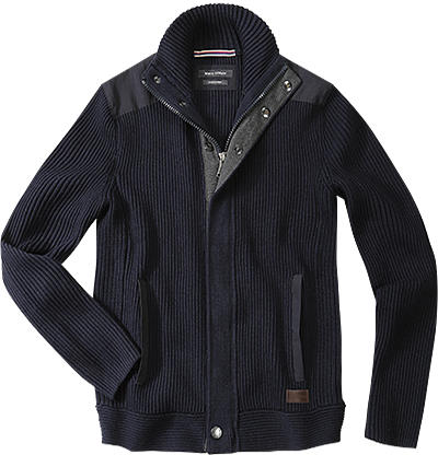 Marc O'Polo Cardigan deep blue 227/5000/61108/894 (Dia 1/2)