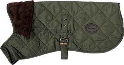 Barbour Quilted Dog Coat UAC0006GN91 (Dia 1/2)