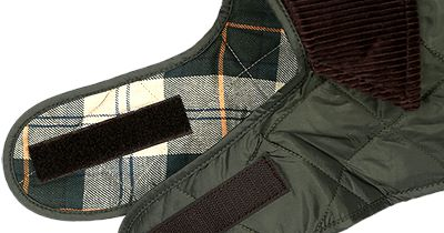 Barbour Quilted Dog Coat UAC0006GN91 (Dia 2/2)
