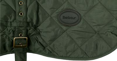 Barbour Quilted Dog Coat UAC0006GN91 (Dia 3/2)