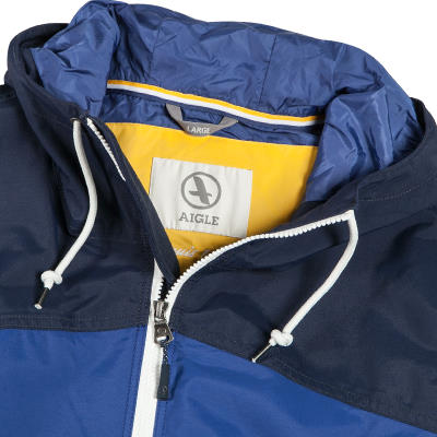 Aigle Jacke Oceantime night-atlantic D2151 (Dia 3/2)