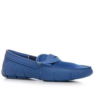 SWIMS Braid Loafer/regatta (Dia 1/2)