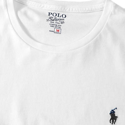 Polo Ralph Lauren T-Shirt white 710680785003 (Dia 2/2)