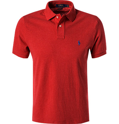 Polo Ralph Lauren Polo-Shirt red 710666998003 (Dia 1/2)