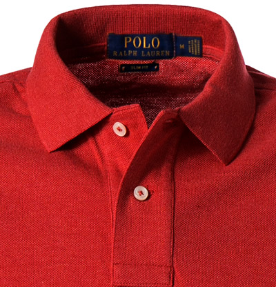 Polo Ralph Lauren Polo-Shirt red 710666998003 (Dia 2/2)