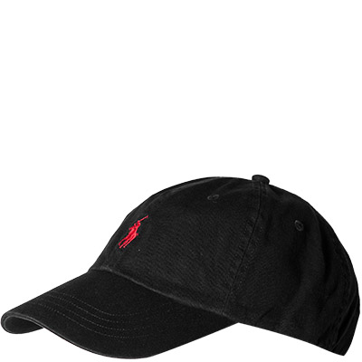 Polo Ralph Lauren Cap black 710548524004 (Dia 1/2)