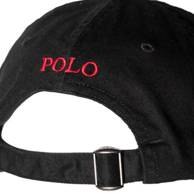 Polo Ralph Lauren Cap black 710548524004 (Dia 2/2)