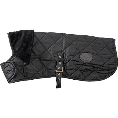Barbour Quilted Dog Coat UAC0006BK91 (Dia 1/2)