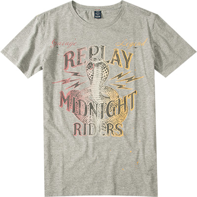 Replay T-Shirt M6329S/2660/M02 (Dia 1/2)