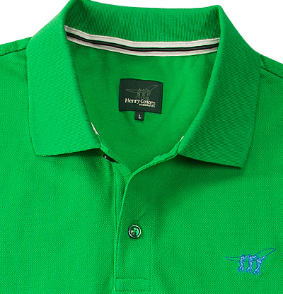 Henry Cotton's Polo-Shirt 8324450/84283/818 (Dia 2/2)