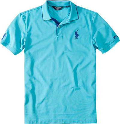 Ralph Lauren Golf Polo-Shirt 312-KOPL1/BF412/B4AQA (Dia 1/2)
