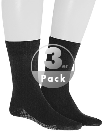 Hudson Dry Cotton Socken 3er Pack 014250/0550 (Dia 1/2)