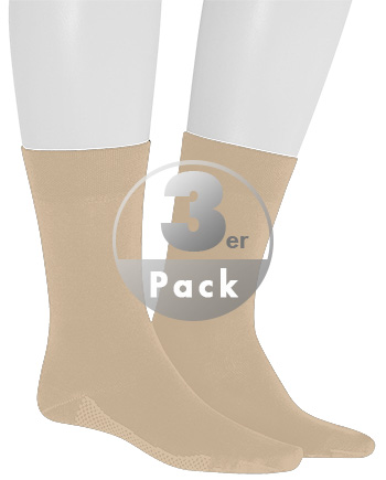 Hudson Dry Cotton Socken 3er Pack 014250/0783 (Dia 1/2)
