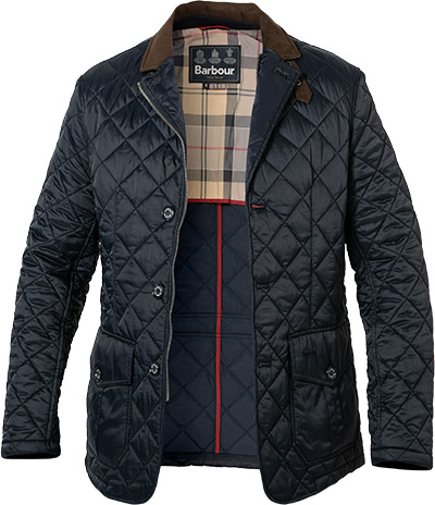 Barbour Jacke Quilted Sander MQU0559NY91 (Dia 1/2)