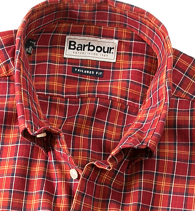 Barbour Hemd Malcolm MSH3234TN12 (Dia 2/2)