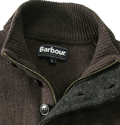 Barbour Patch Half Zip MKN0585BR77 (Dia 2/2)