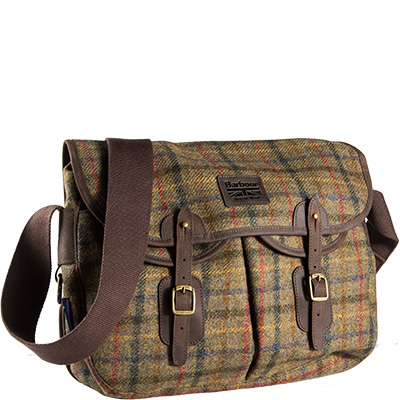 Barbour Tweed Tarras UBA0303OL51 (Dia 1/2)