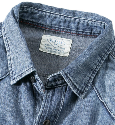 Replay Jeans-Hemd M4860/362A474/009 (Dia 2/2)