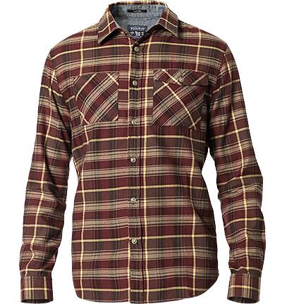 WOOLRICH Hemd WOCAM0579/AS60/5218 (Dia 1/2)