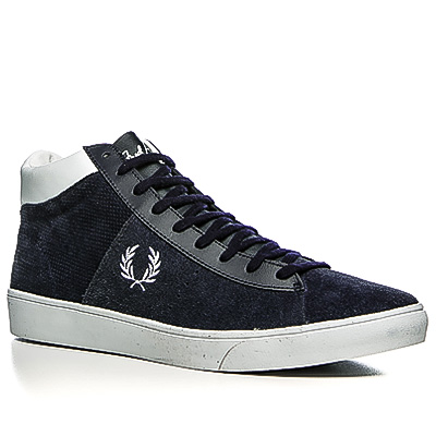 Fred Perry Spencer Mid Perf Suede B5243/608 (Dia 1/2)