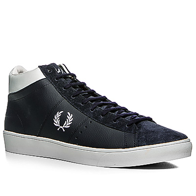 Fred Perry Spencer Mid Leather B5242/608 (Dia 1/2)