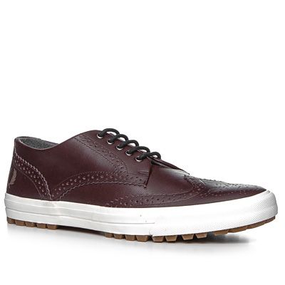 Fred Perry Ashton brogue Leather B5226/158 (Dia 1/2)