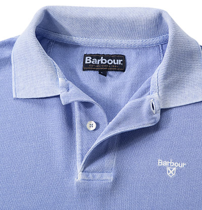 Barbour Washed Polo-Shirt MML0652BL32 (Dia 2/2)
