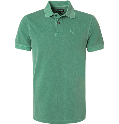 Barbour Washed Polo-Shirt MML0652GN31 (Dia 1/2)