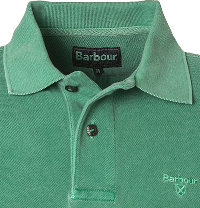 Barbour Washed Polo-Shirt MML0652GN31 (Dia 2/2)
