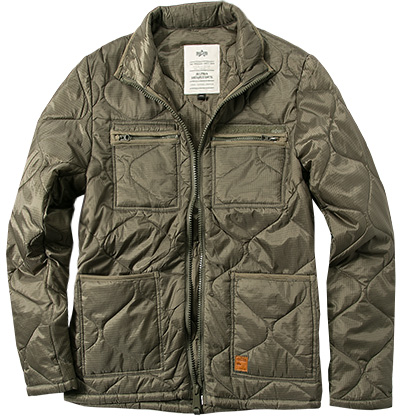 ALPHA INDUSTRIES Jacke ALS 156132/11 (Dia 1/2)
