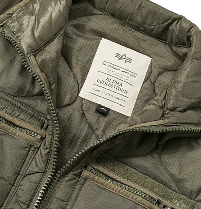 ALPHA INDUSTRIES Jacke ALS 156132/11 (Dia 3/2)
