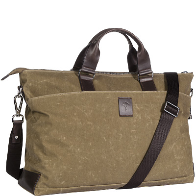 JOOP! Waxed Canvas Ares Weekender 4140001896/103 (Dia 2/2)