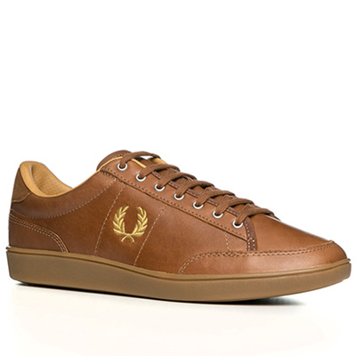 Fred Perry Hopman Leather B4225/898 (Dia 1/2)