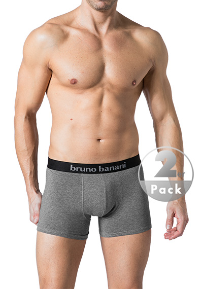 bruno banani Flowing Short 2er Pack 2201/1388/1782 (Dia 1/2)