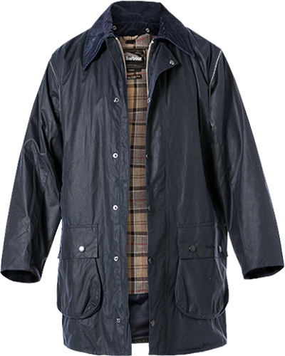 Barbour Jacke Border Wax   herrenausstatter.de 63b45e7d38