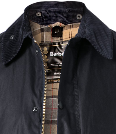 Barbour Jacke Bedale Wax MWX0018NY91 (Dia 4/2)