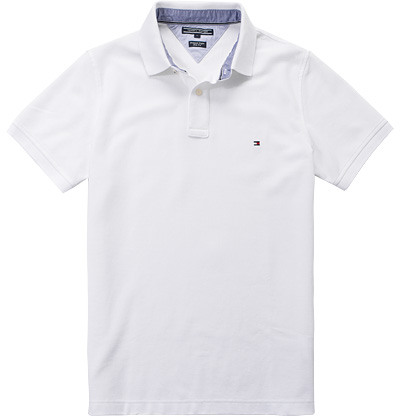 Tommy Hilfiger Polo-Shirt 086787/8624/100 (Dia 1/2)