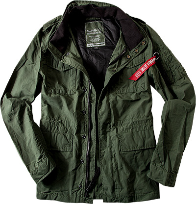 ALPHA INDUSTRIES Jacke Renegade 156111/257 (Dia 1/2)