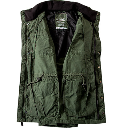 ALPHA INDUSTRIES Jacke Renegade 156111/257 (Dia 2/2)