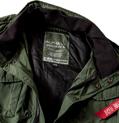 ALPHA INDUSTRIES Jacke Renegade 156111/257 (Dia 3/2)